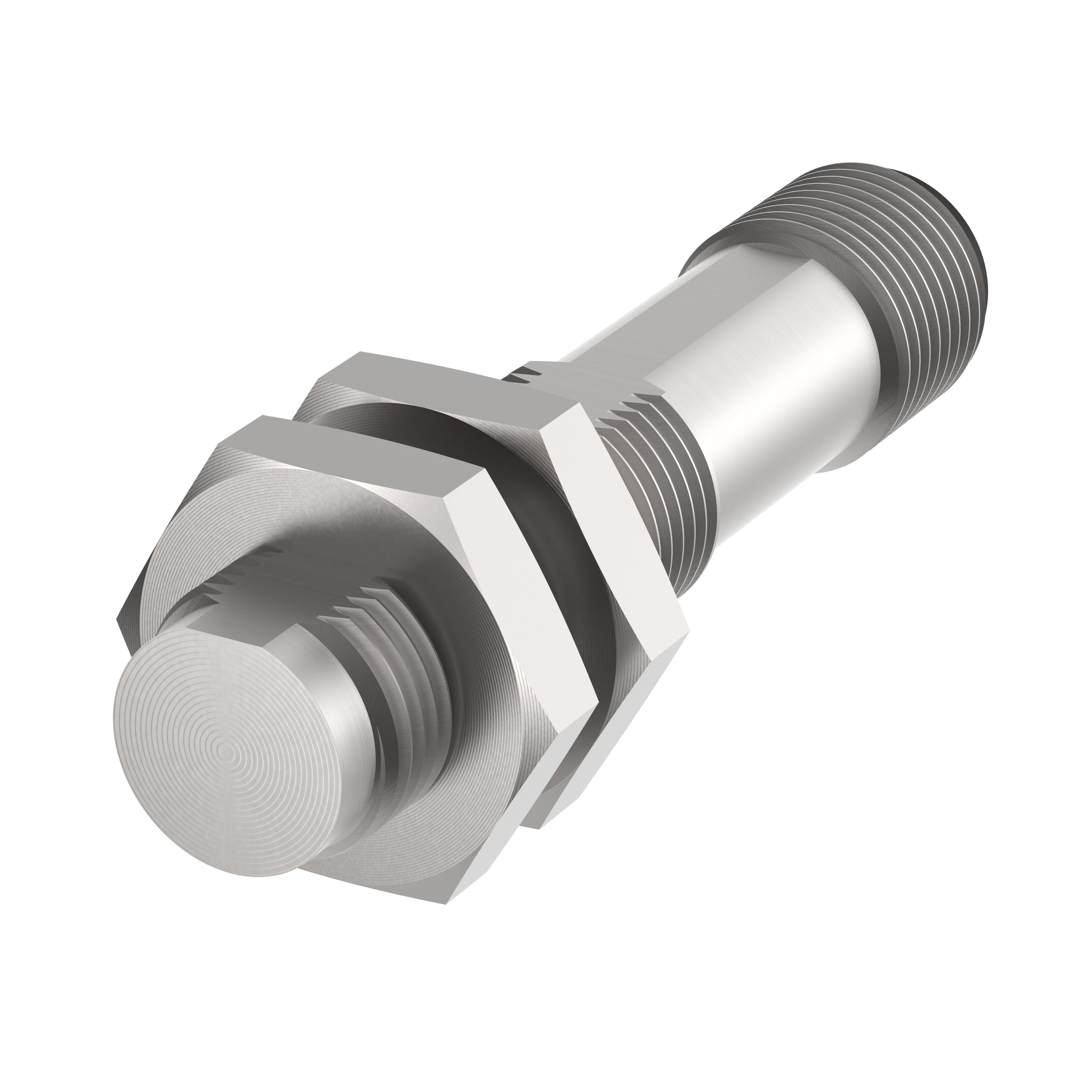 Sicherheitssensor- 122MSV10G1G - magnetisch betätigt - Schließer/Öffner, Einbaustecker M12