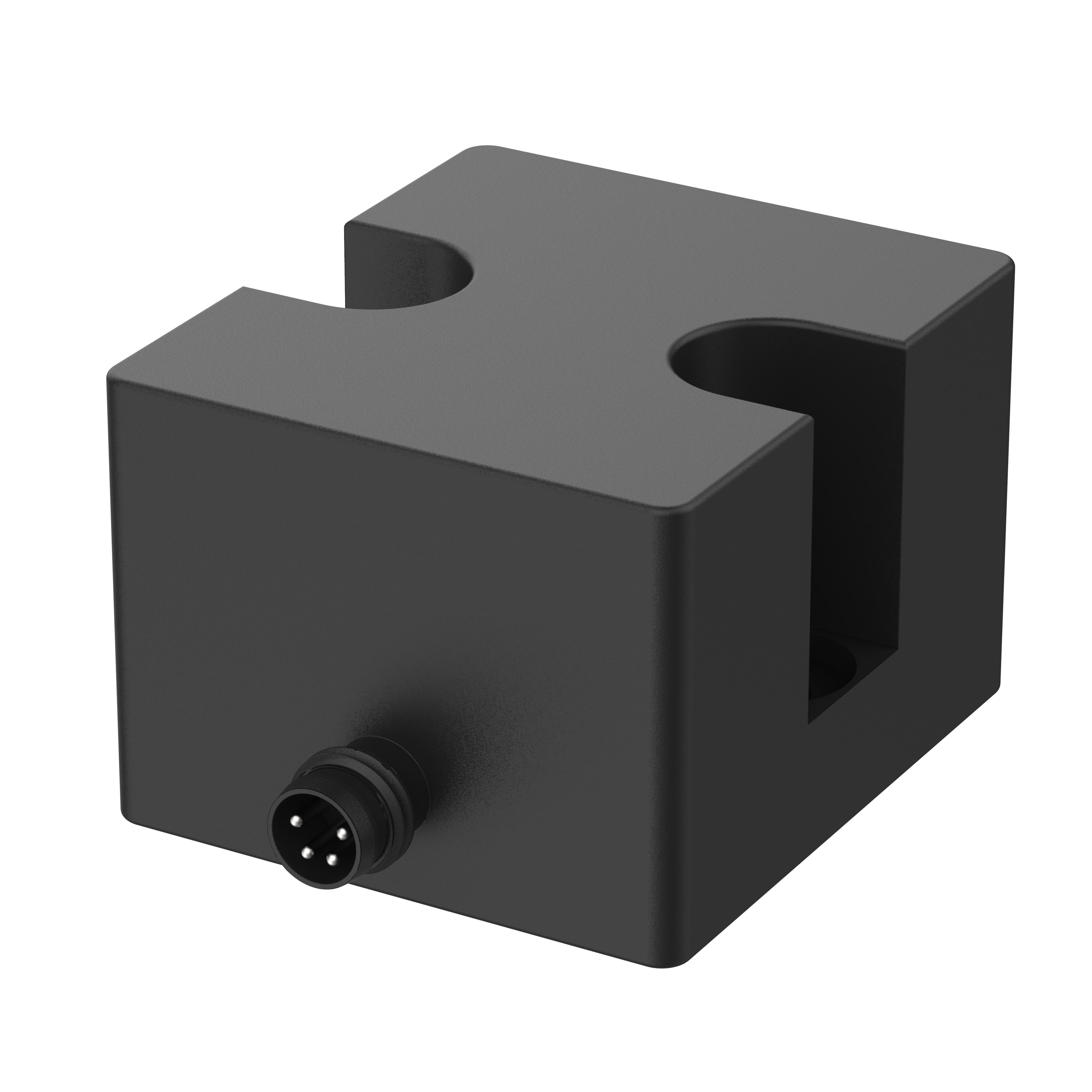 Sicherheitssensor - 161271A0E - magnetisch betätigt - Schließer/Öffner, Einbaustecker M8