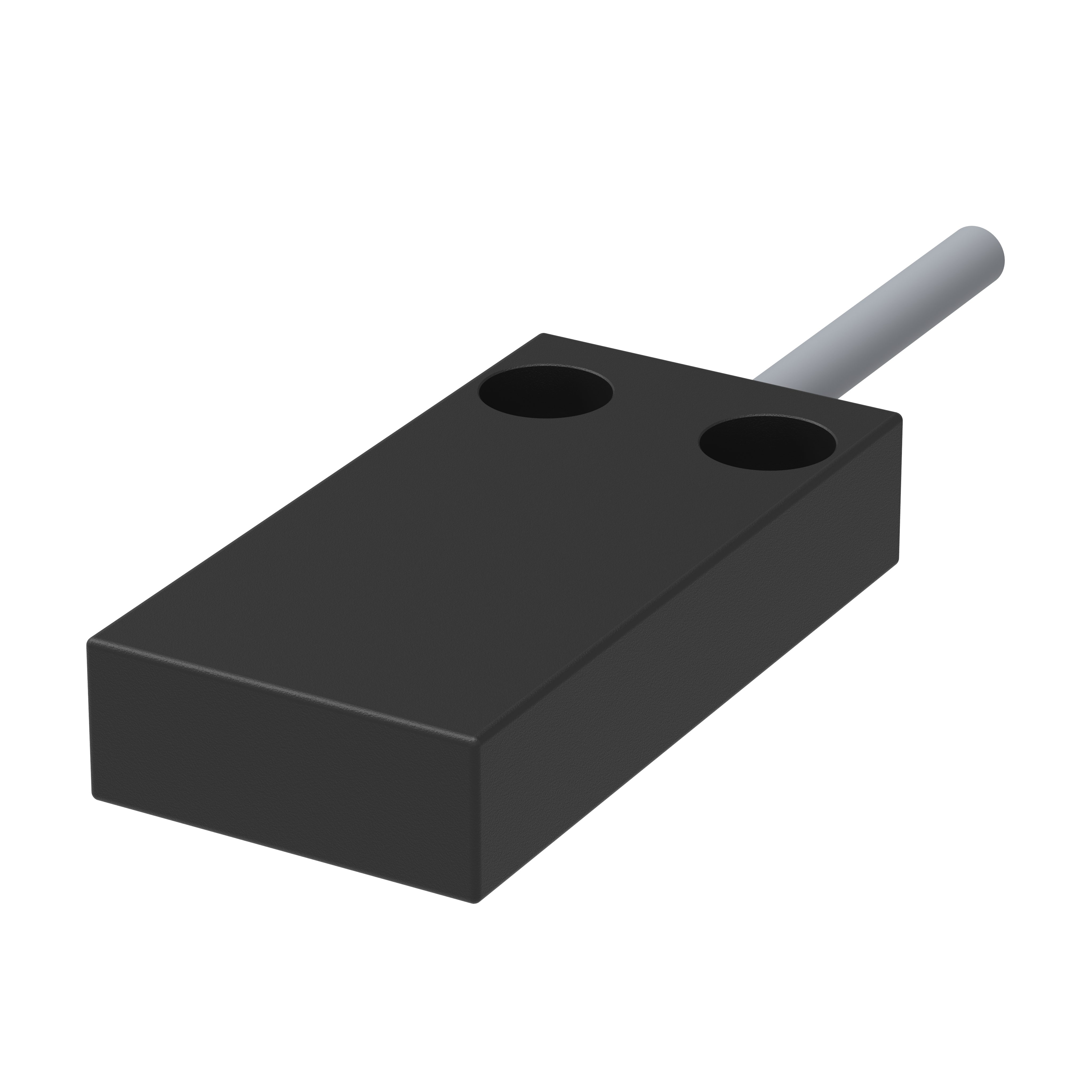 Sicherheitssensor - 114270-5 - magnetisch betätigt - Schließer/Öffner, 5m Kabel