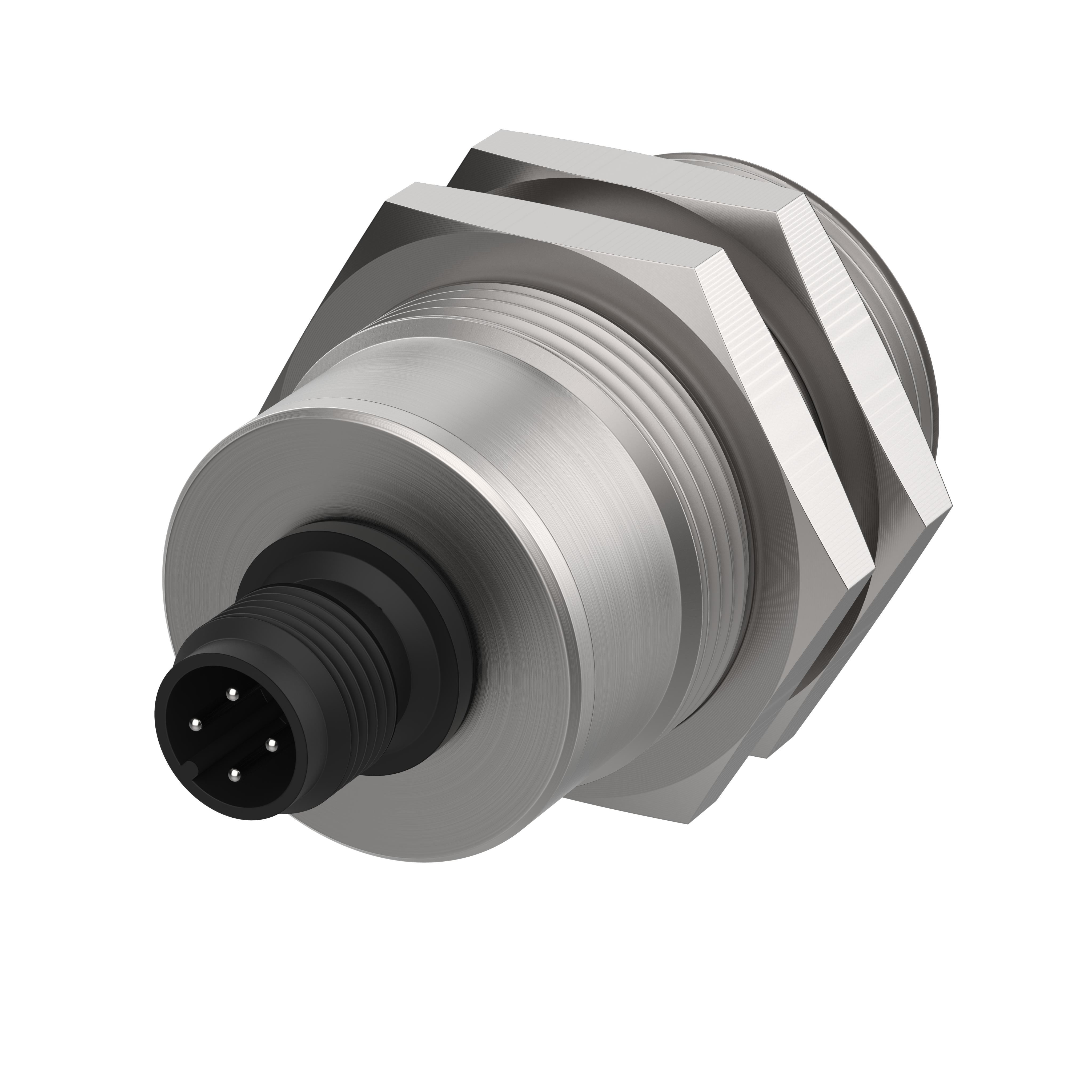 Sicherheitssensor - 171271VZ - magnetisch betätigt - Schließer/Öffner,  Einbaustecker M12
