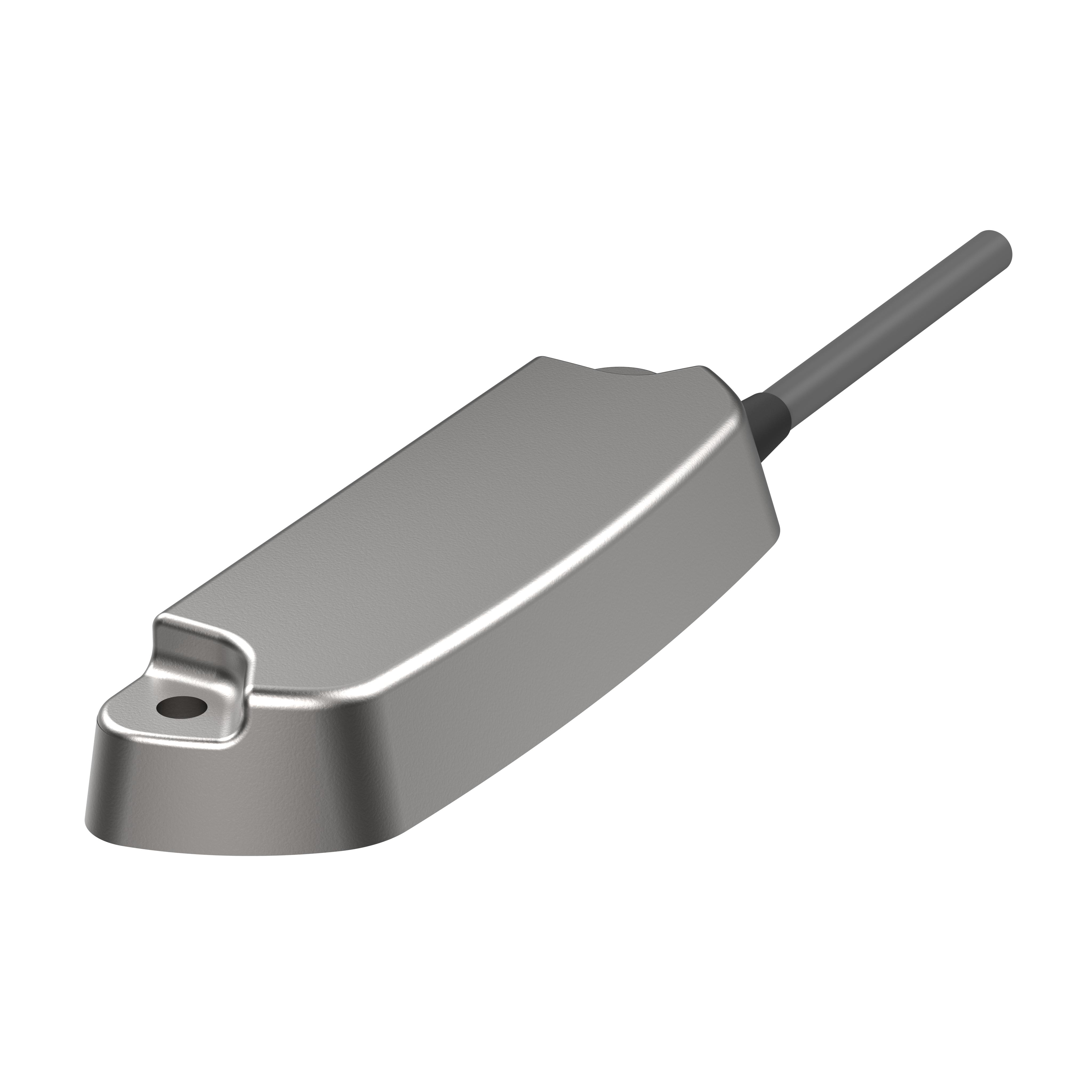 Sicherheitssensor - 165570VL-5 - magnetisch betätigt - Schließer/Öffner, Kontrollkontakt, 5m Kabel