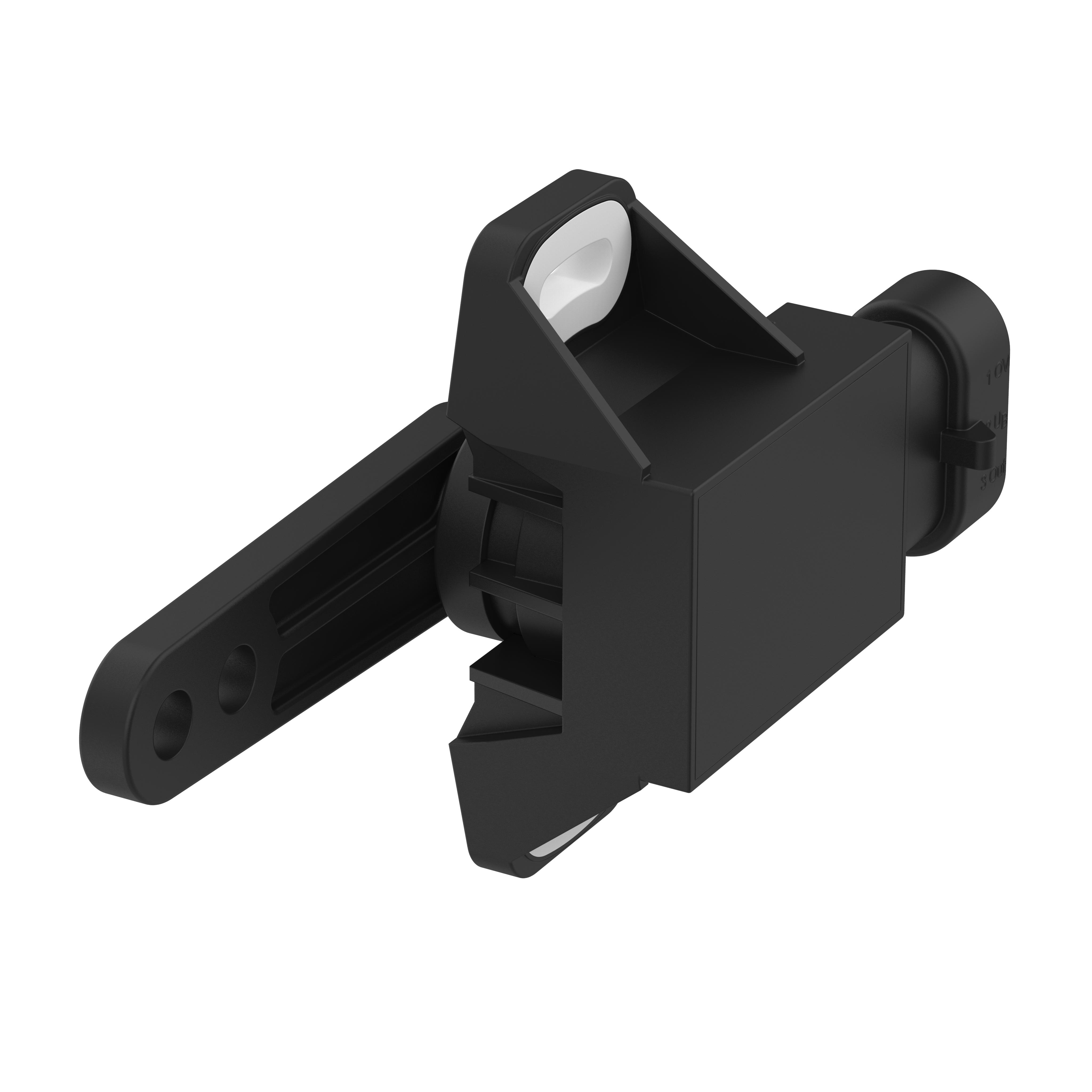 Winkelsensor 045° CCW - 424A07A045B - mit Betätigungshebel - 0,5-4,5V