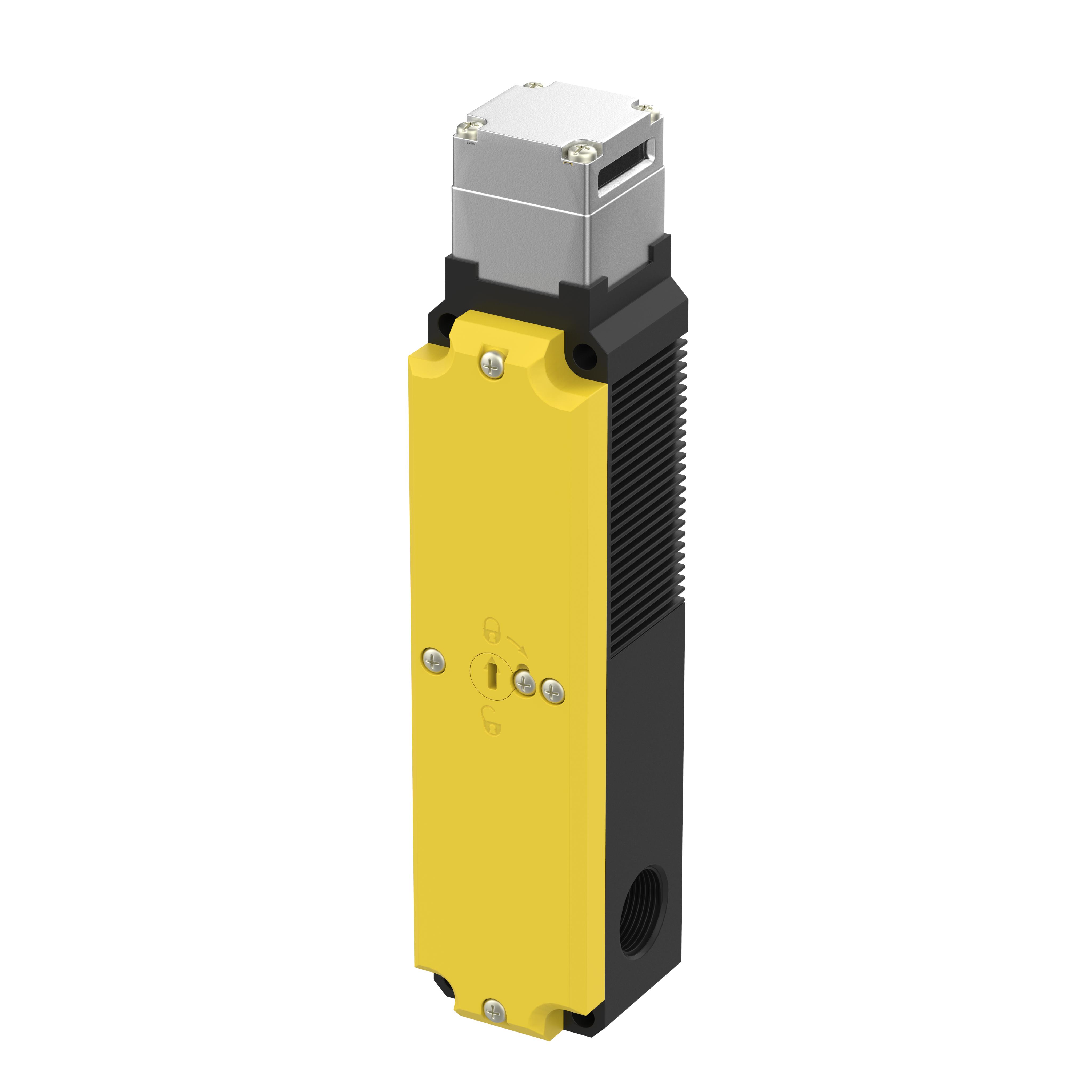 Sicherheitszuhaltung - ZSR1121R - Türverriegelung mit Zuhaltung