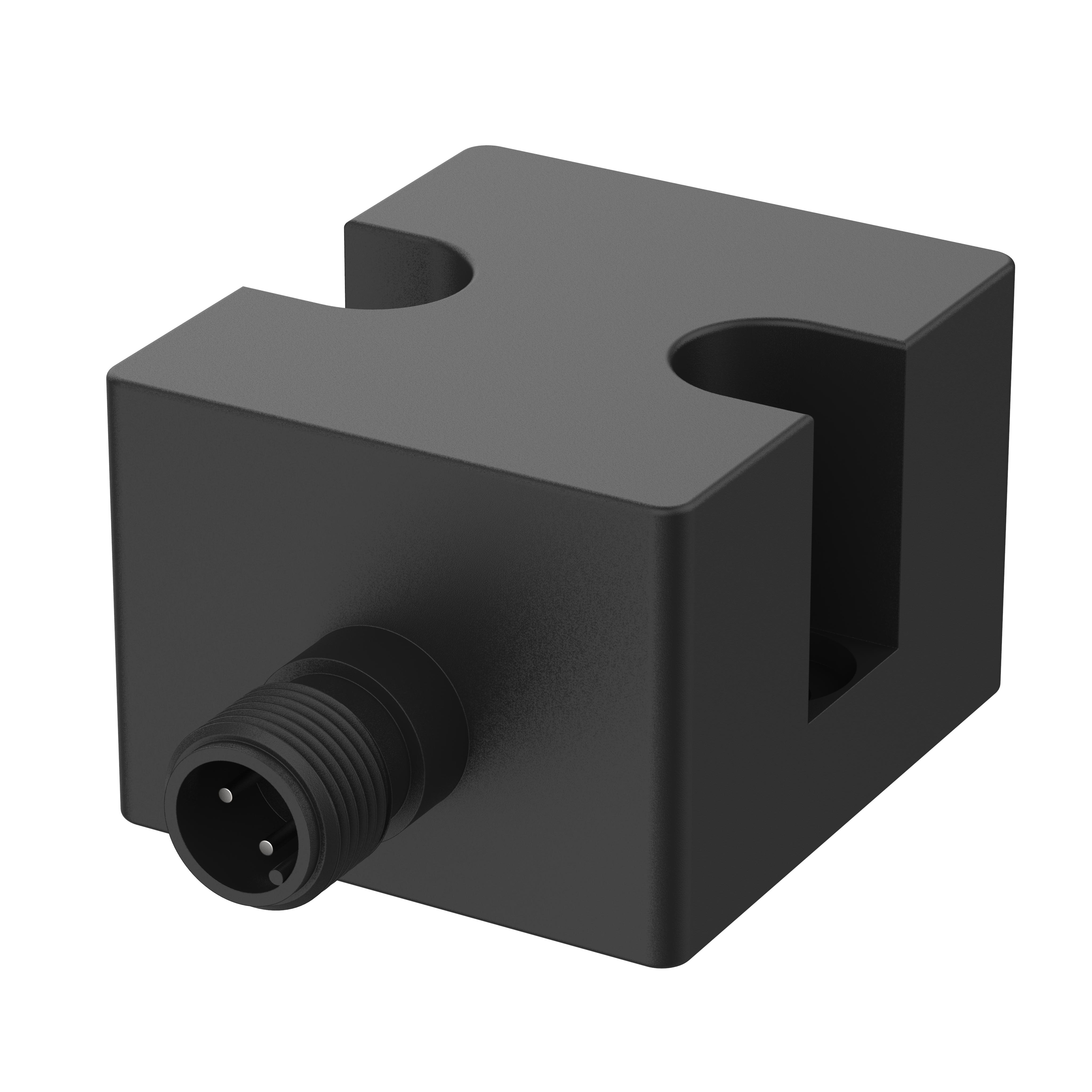 Sicherheitssensor - 161271AY - magnetisch betätigt - Schließer/Öffner, Einbaustecker M12
