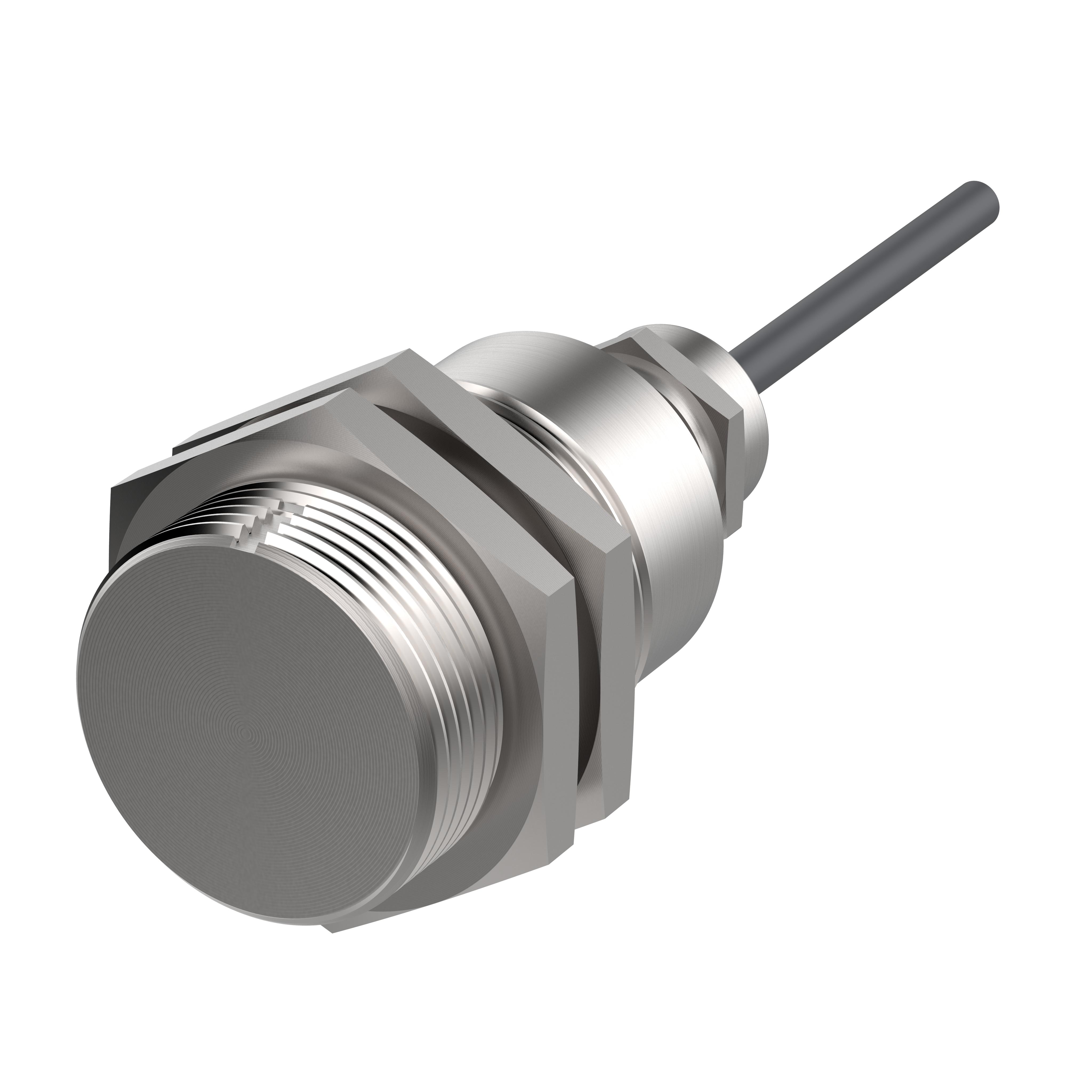 Sicherheitssensor - 171271W-10 - magnetisch betätigt - Schließer/Öffner, 10m Kabel